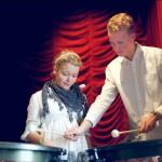 tonåringar trummar Foto Johan Lygrell_ 012